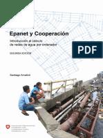 Epanet y Cooperación. Introducción al Cálculo de Redes de Agua por Ordenador