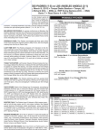 SD Game Notes 03.09.12
