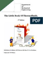 Thermofluids Book