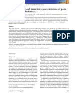 HARSONO Et Al. 2012.Energy Balances and GHG of Palm Biodiesel in Indonesia