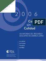 Informe Preal2006
