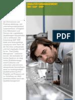 Qualitätsmanagement mit SAP ERP
