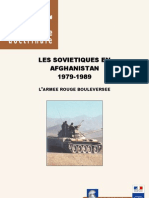 Les soviétiques en Afghanistan