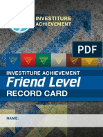 Record Card Friend Web