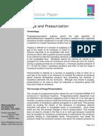 Purge Pressurization