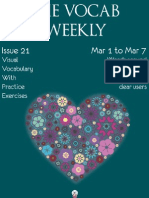The Vocab Weekly_Issue 21