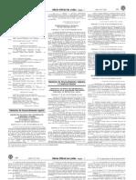 União - Portaria Secex s_nº - Drawback integrado isenção