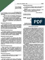Ley del Sector Eléctrico 54-1997