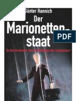 Hannich - Der Marionettenstaat - So Durchschauen Sie Die Methoden Der Drahtzieher 2005