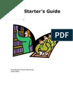 Svn Starters Guide