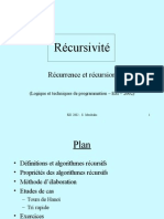 02 Recursivite Presentation