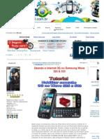 Tutorial] Como Habilitar o 3G No Wave 525 & 533