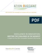 Innovation White Paper