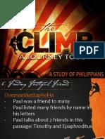 The Climb 8