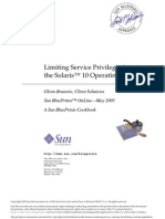 Limiting System Priv 819-2680