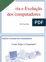 Evolução Computador Ana Elisa