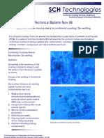Bulletin Nov 08 Conformal Coating Failure Mechanisms