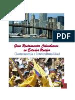 Guia de Restaurantes Colombianos en Estados Unidos