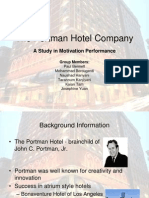 The Portman Hotel Company