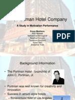 The Portman Hotel Company