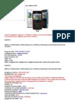 Configurando Internet Da Tim No Nokia x2