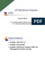 Tutorial SQLServer