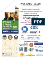 PNIP Open House Flyer With Links