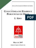Colectânea de Exames e Orais - 200607[1][1]