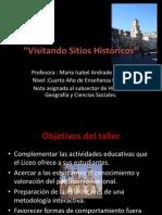 Sitios Historicos Cuartos Medios.