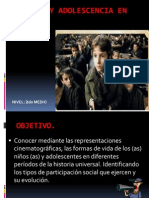 Taller 2do_infancia y Adolescencia en El Cine