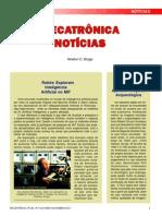 Revista Mecatronica Atual - Edicao 001