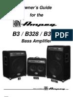 ampeg b-3