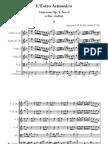 Concerto for Two Violins in a Minor RV522