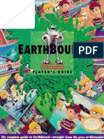 Earthbound Nintendo Players Guide