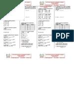 Ficha Álgebra_6to