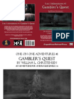 1 on 1 Adventures 01 - Gambler's Quest [Xrp6001]