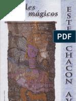Catálogo Ester Chacón liv