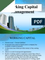 Working Capital Management Ppt @ Bec Doms Bagalkot Mba