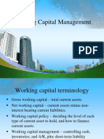 Working Capital Management Ppt @ Bec Doms Mba Finance