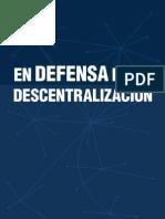 CONVITE • En defensa