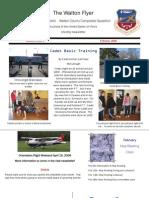 Walton County Squadron - Feb 2008