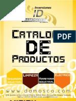 Catalogo de productos Damosco
