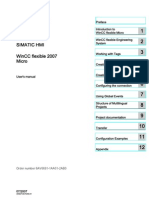 HMI WinCC Flexible 2007 Micro En