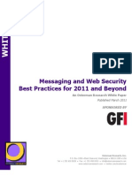 Messaging and Web Security