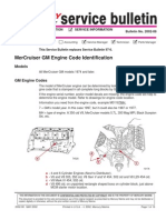 02-08 Mercruiser Engine ID