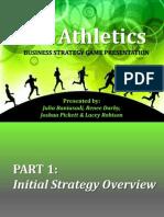 A+ Athletics Final Presentation 11.28.11