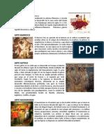 Arte Flamenco y Biografia de Miguel de Cervantes