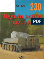 Wydawnictwo Militaria 230 Tiger I-In Action 1942-43