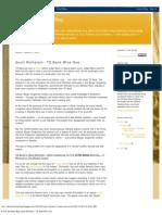Scott Rothstein - TD Bank wins one