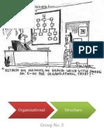 Organizational Structure Final